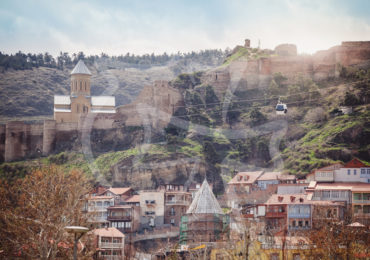 Тбилиси - Старый город