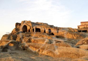 Уплисци́хе — древний пещерный город, один из первых городов на территории Грузии.