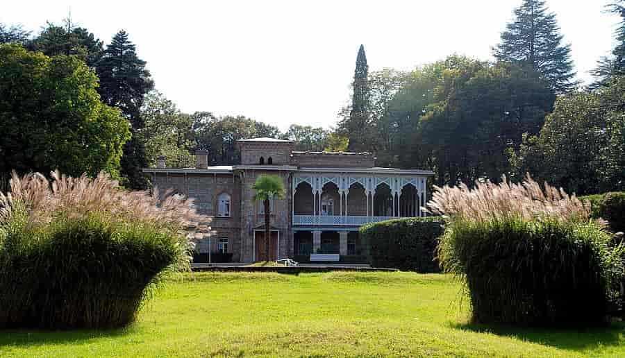 дом Чавчавадзе,Цинандали, Кахетия, Грузия