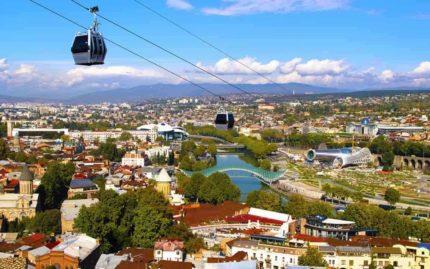 Тбилиси, Нарикала, Грузия