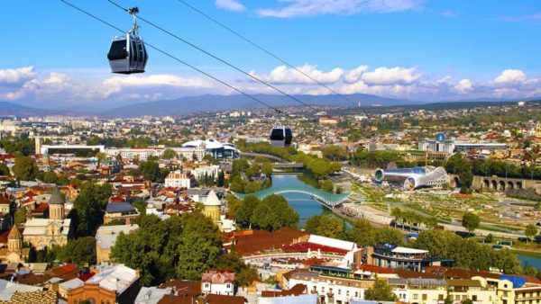 Tbilisi, Narikala