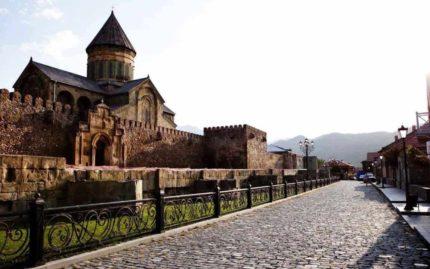 Светицховели, Мцхета, Джаври, Грузия
