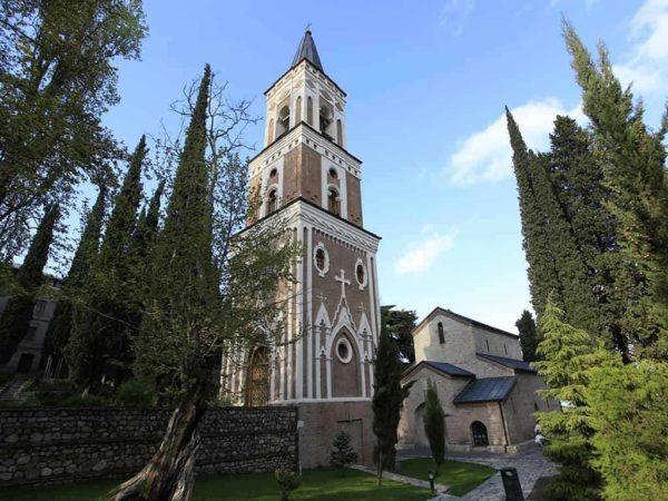 монастырь Бодбе, Кахетия, Грузия, туры в грузию, отдых в грузии, 2018, georgia travel
