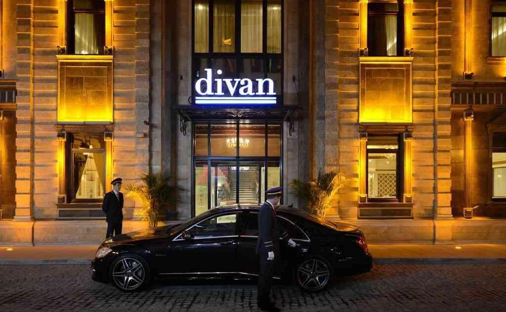 Divan Suites Batumi, Батуми, отели, море, Грузия
