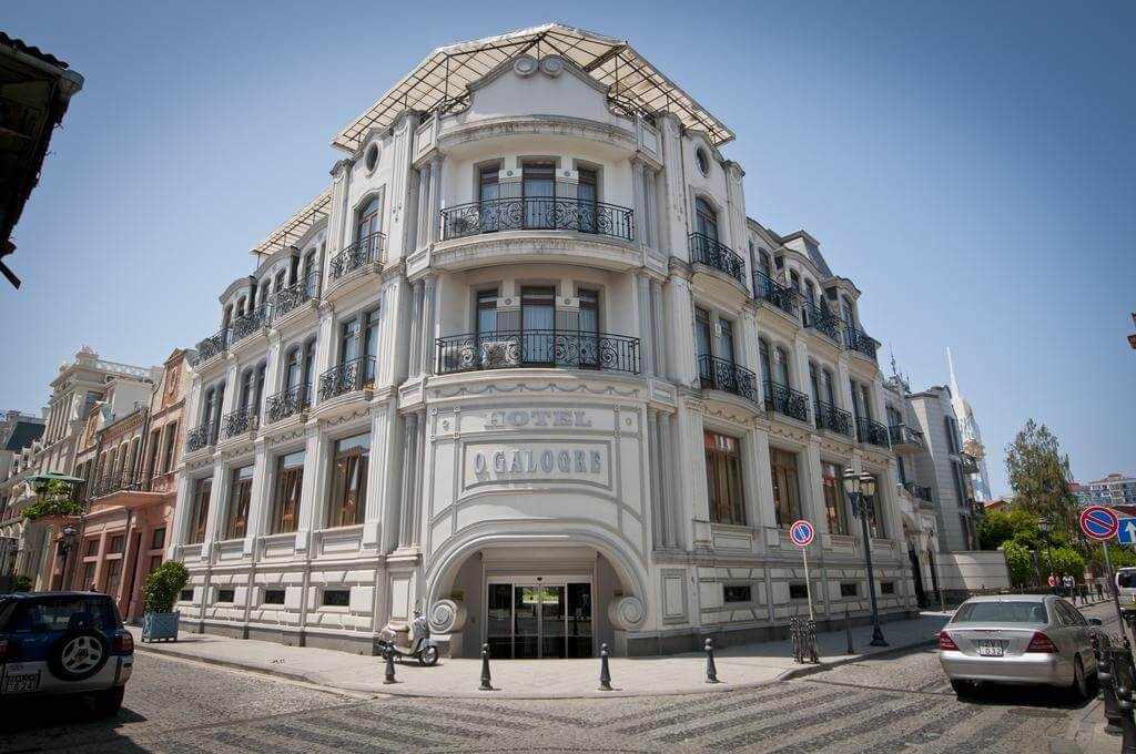 Boutique Hotel O. Galogre, Батуми, отели, море, Грузия
