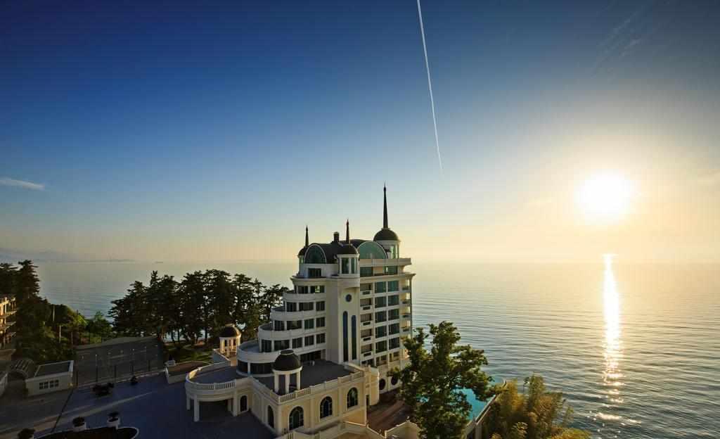 Castello Mare Hotel & Wellness Resort, Отели Грузии у моря, Грузия, отели, море