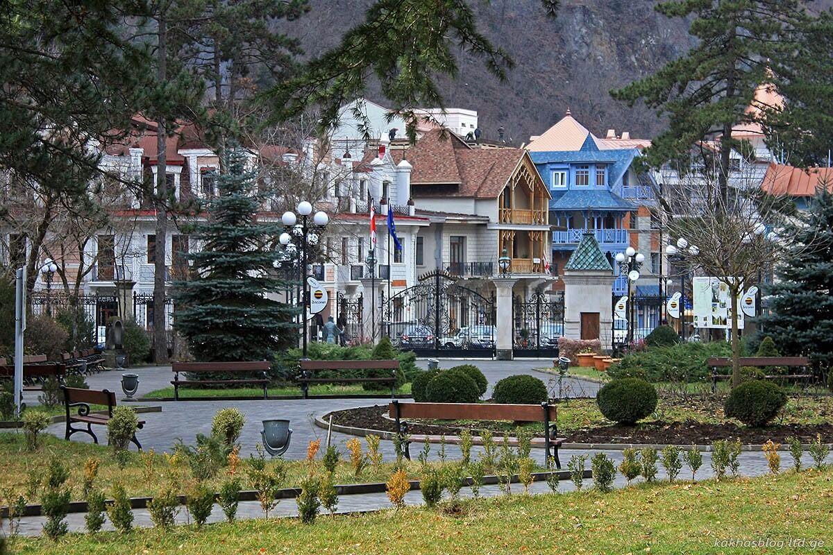 Боржоми, Грузия, Что посмотреть в Грузии