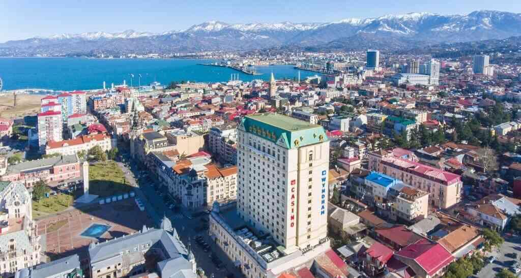Wyndham Batumi & SPA Hotel, Батуми, отели Грузии, отдых в Грузии