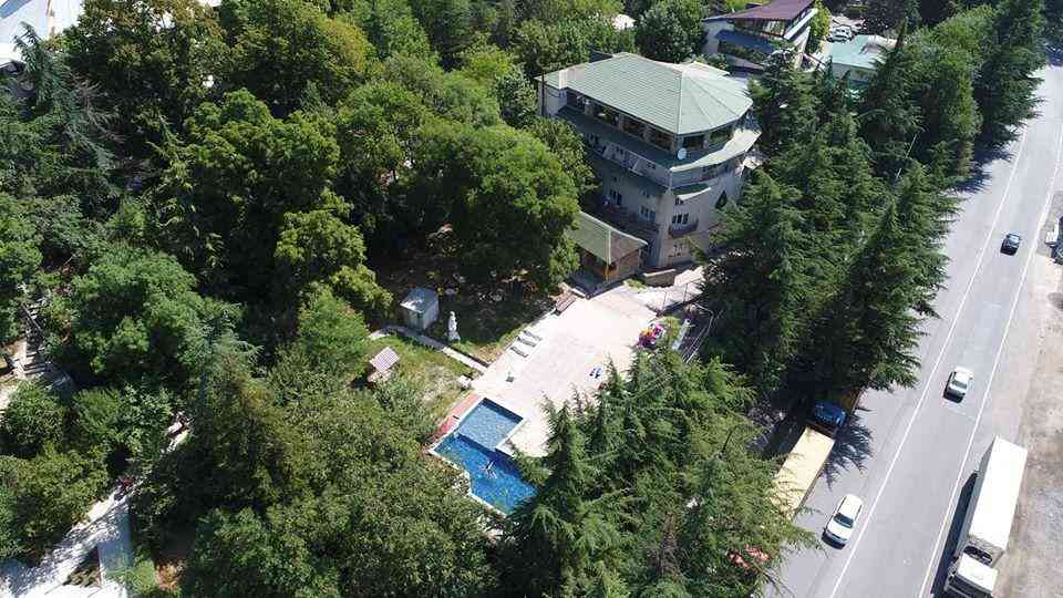 Borjomis Kheoba Hotel, Боржоми, отели Грузии, отдых в Грузии