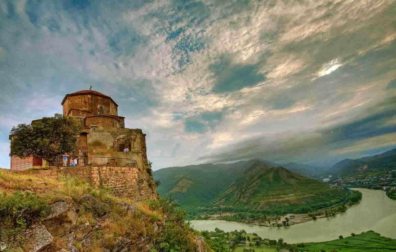 Монастырь Джвари, Мцхета, Монастыри Грузии