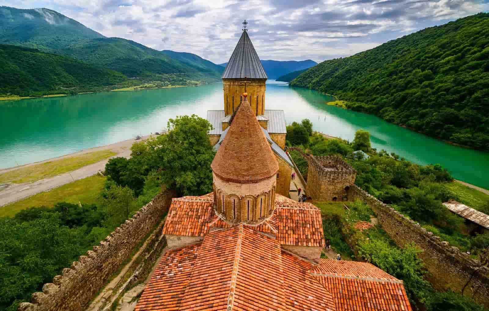 Крепость Анунари, Тбилиси, Грузия, Анунари