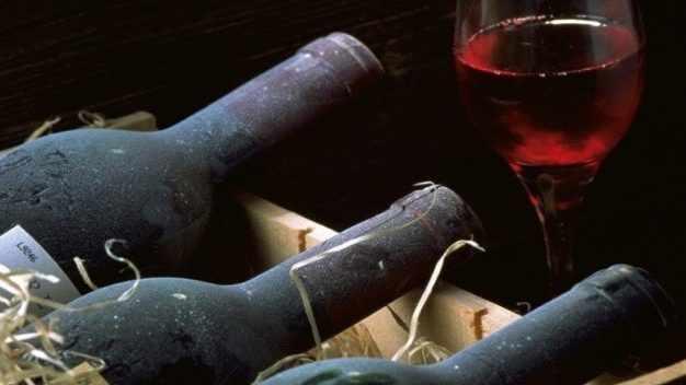 Грузия, родина вина, Шулавери, вино
