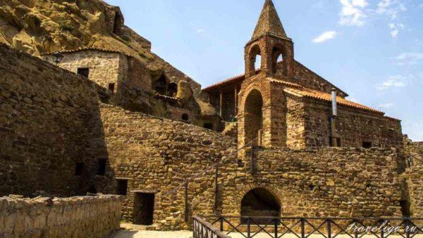 Давид-Гареджа, Грузия
