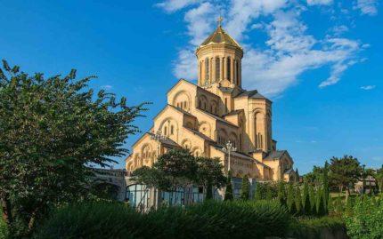 Собор Святой Троицы, Тбилиси, Грузия