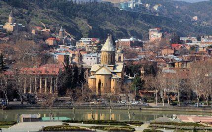 Старый Тбилиси, Грузия