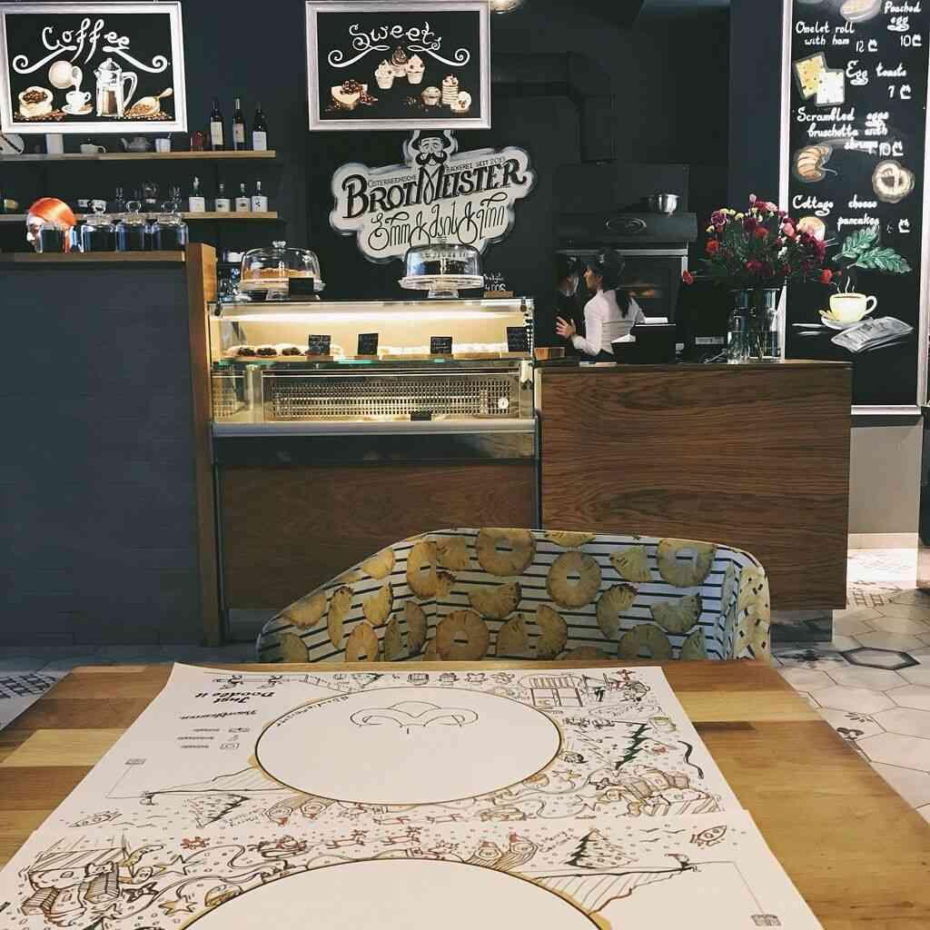 Brotmeister, Тбилиси, Грузия, кафе и рестораны Тбилиси