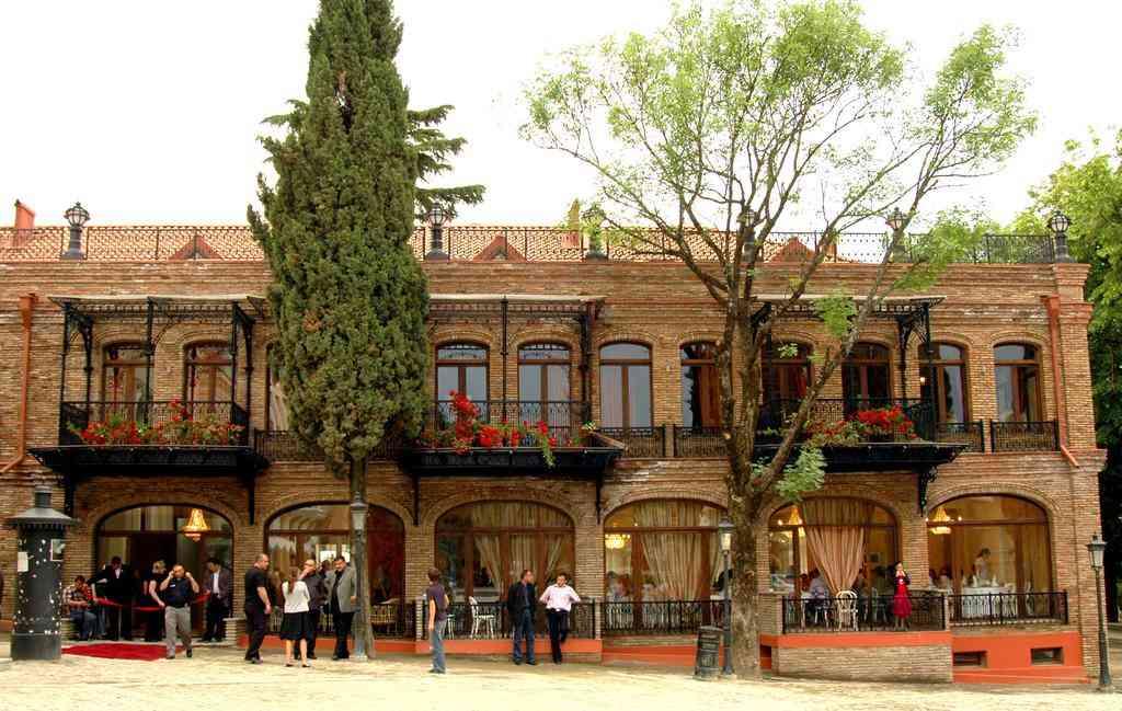 Pirosmani Hotel, Отели Сигнаги, Грузия