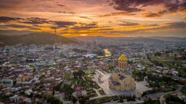 Tbilisisunset