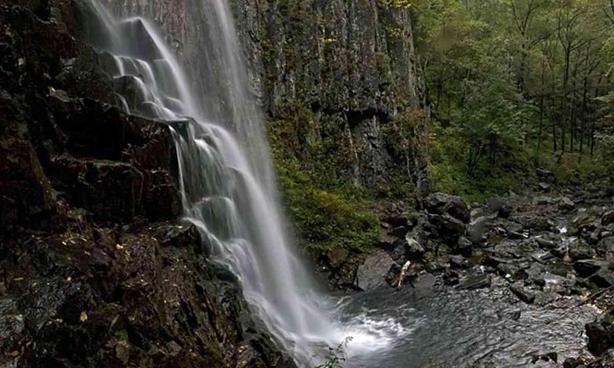 Водопад Махунцеви