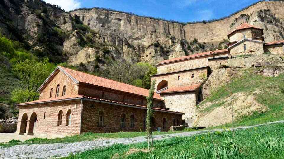 Монастырь Шио-Мгвиме, Мцхета, Грузия