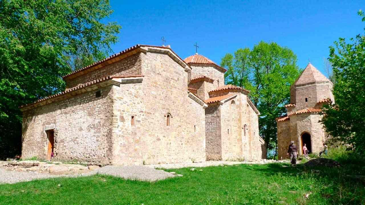 монастырь Зедазени, Мцхета, Грузия