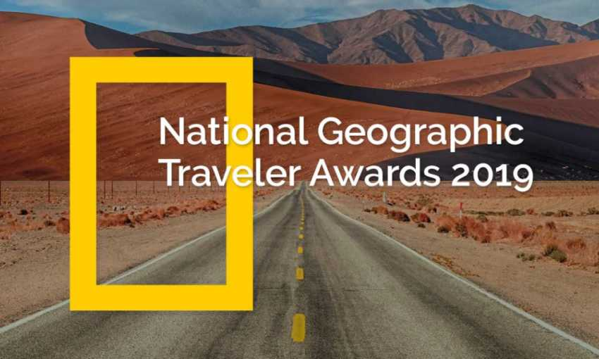 Премия National Geographic Traveler Awards 2019